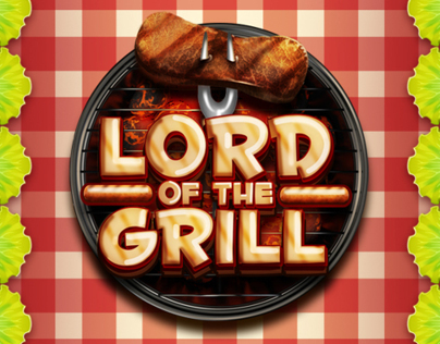 Lord of the Grill - Game Art & UI design