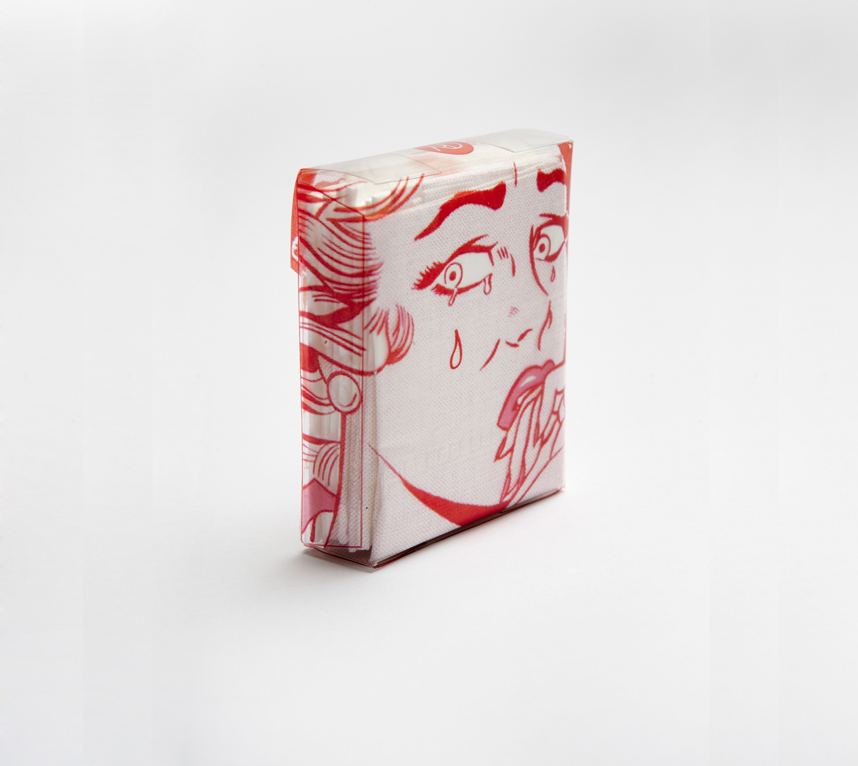 TISSUES BOX - packaging