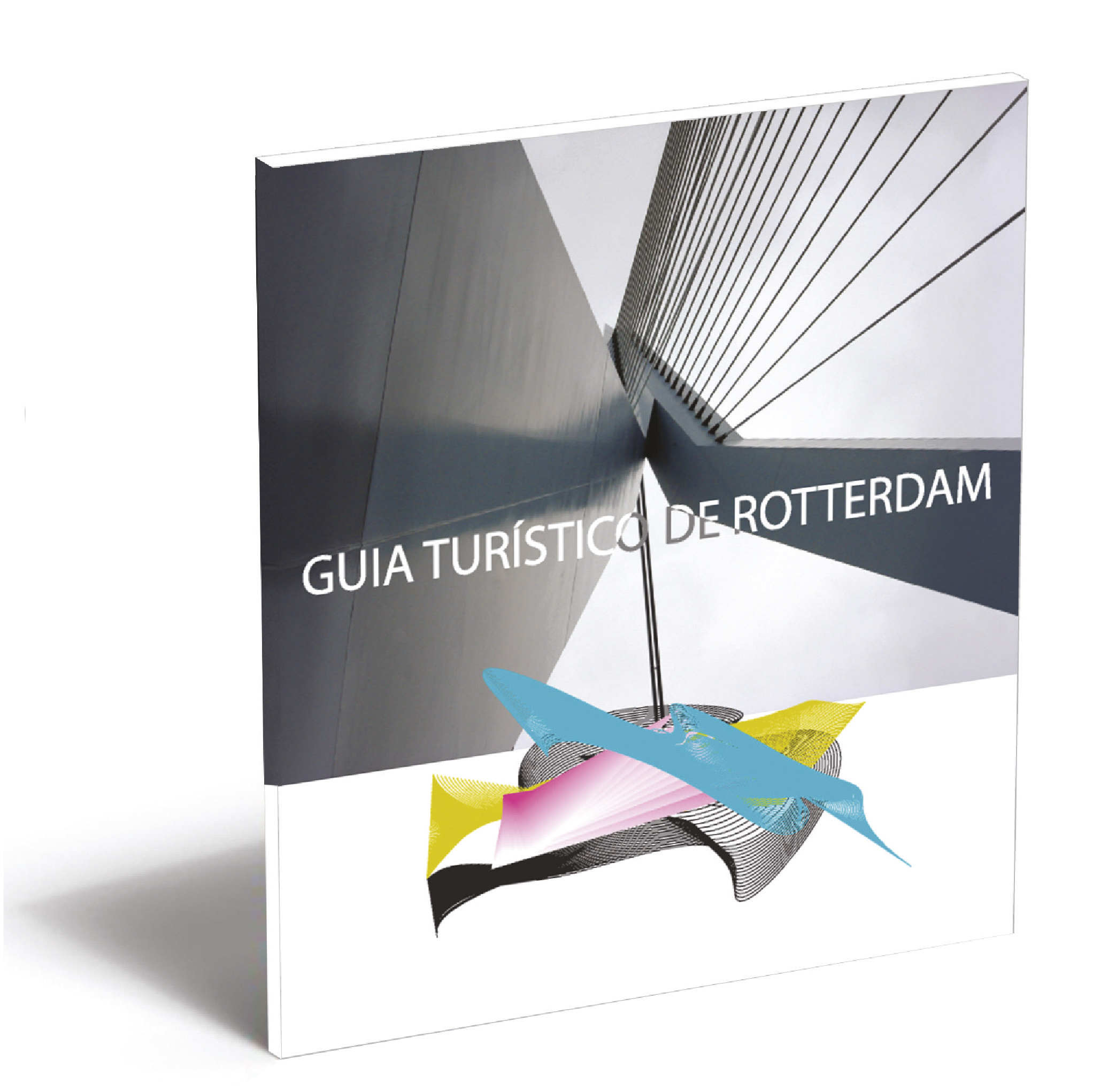 Tourist Guide of Rotterdam Book Editoration