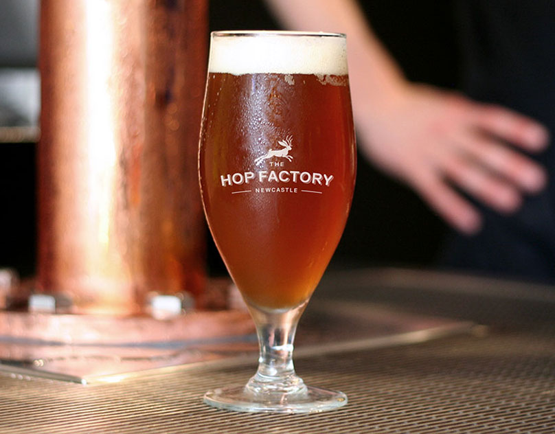 The Hop Factory