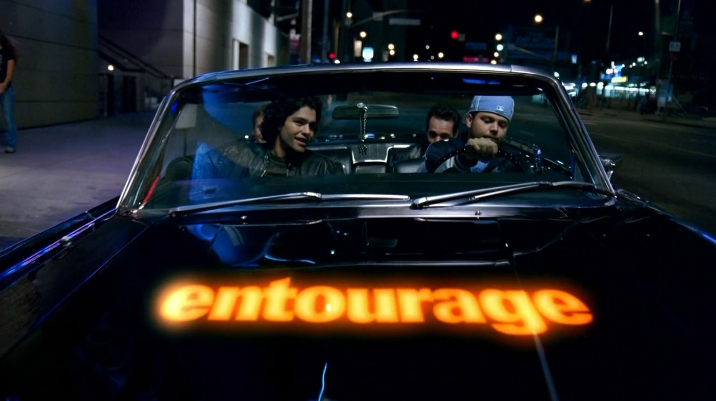 ENTOURAGE - Seasons 3-6
