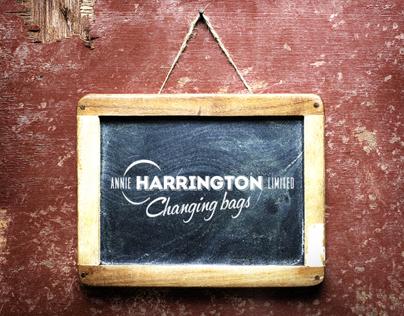 Annie Harrington Branding