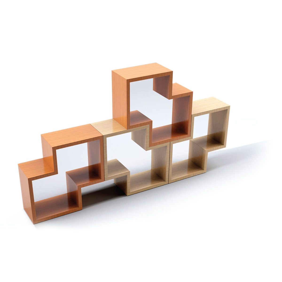 CUBELVES Shelf System