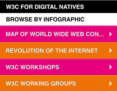 WORLD WIDE WEB CONSORTIUM FOR DIGITAL NATIVES