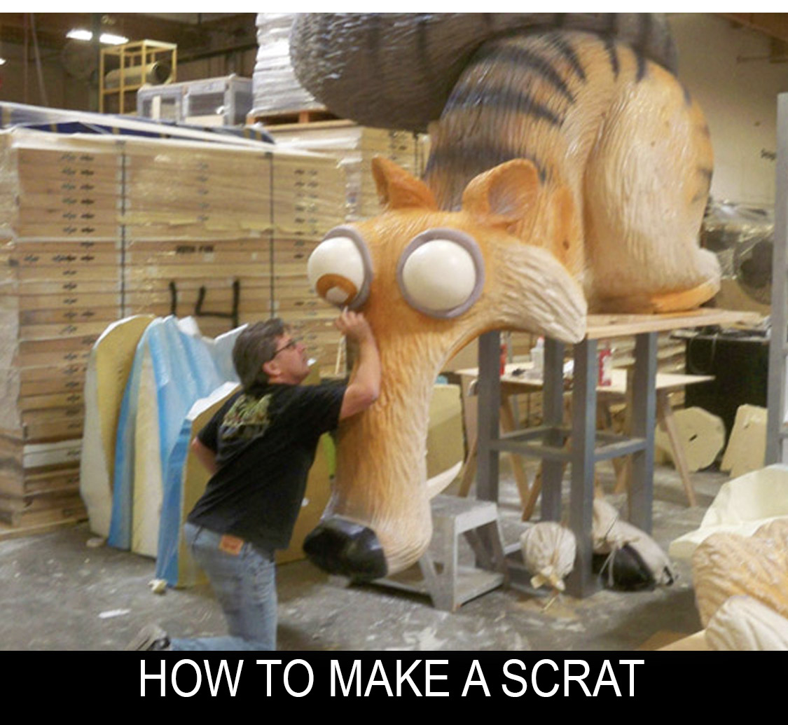 How to make a SCRAT