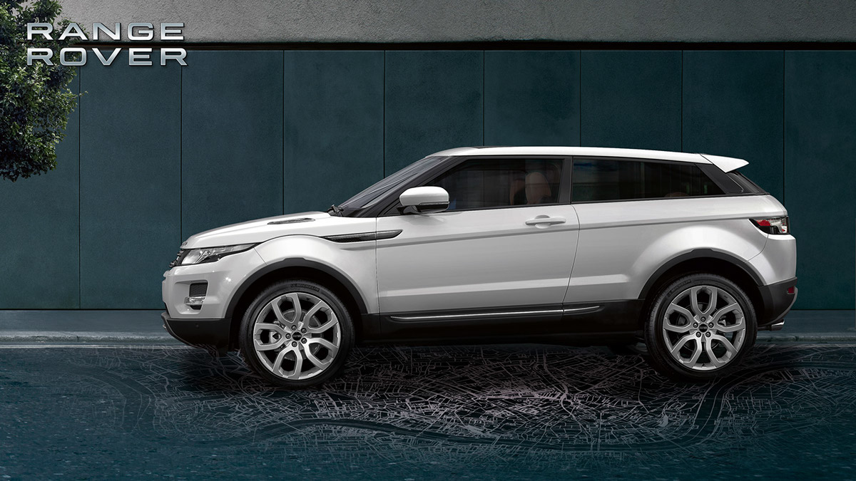 Range Rover Evoque City
