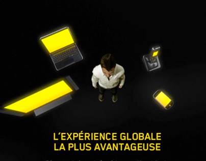 Videotron - Table Interactive