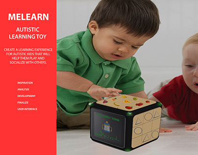 MeLearn Autistic Learning Toy