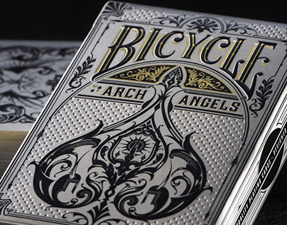ARCHANGELS – BICYCLE PLAYING CARDS