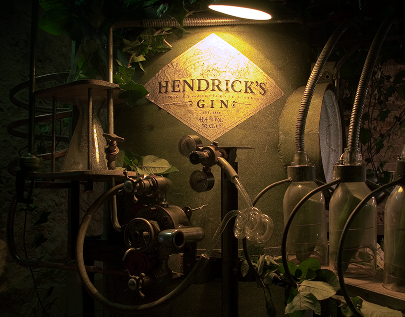Hendricks Gin - Compilation