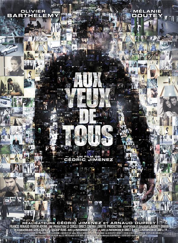 AUX YEUX DE TOUS - Official movie poster