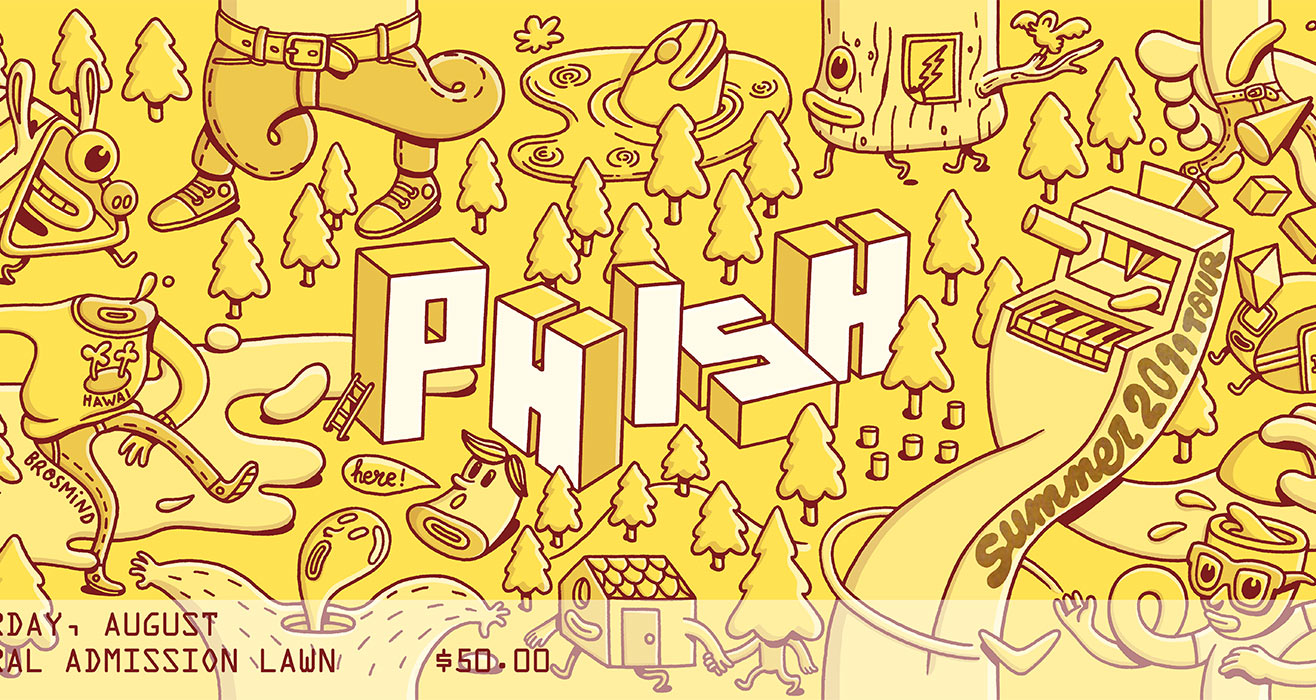 Phish Summer 2011 Tour