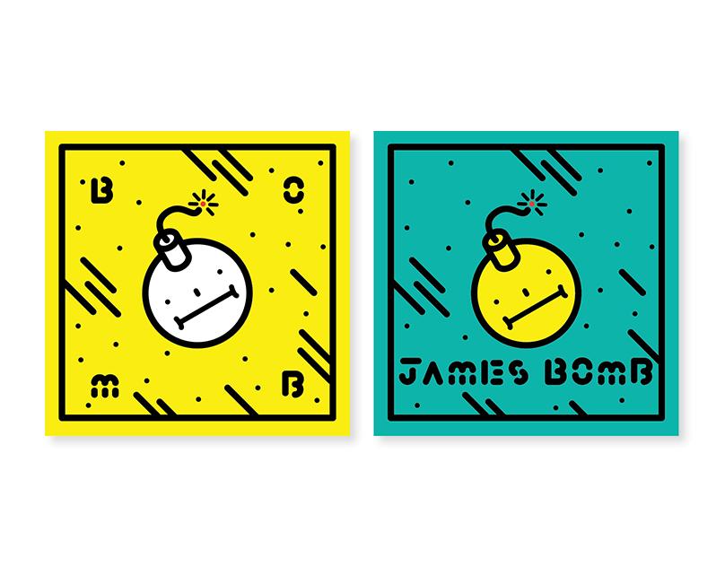 Bomb, James Bomb