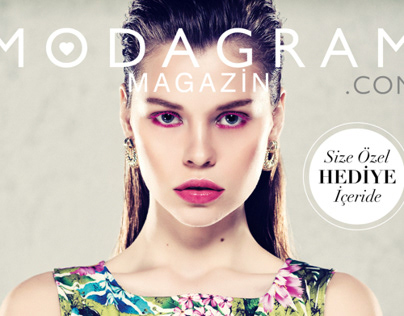 modagram.com fashion magazine