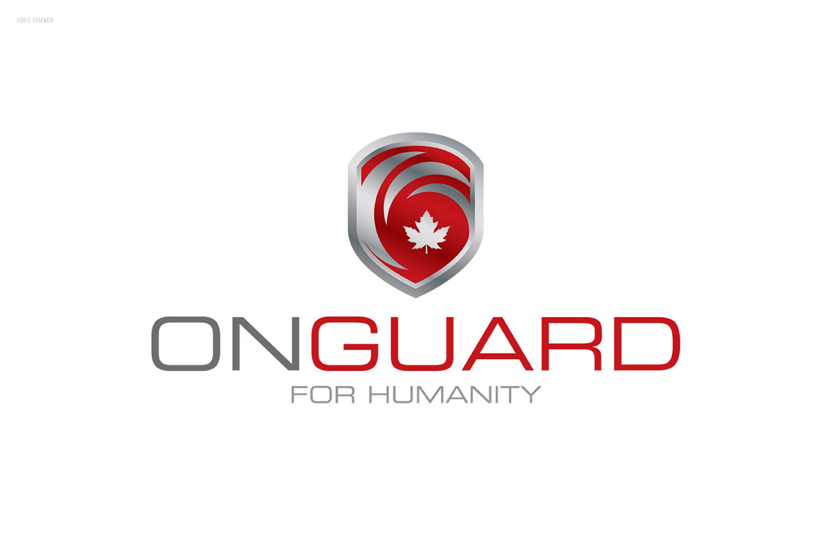 OnGuard for Humanity re-brand