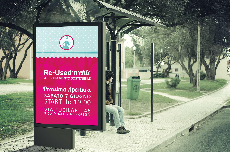 Re-used nchic | abbigliamento sostenibile