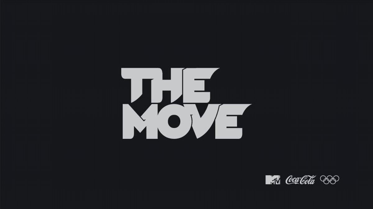 MTV The Move - Logotype Design