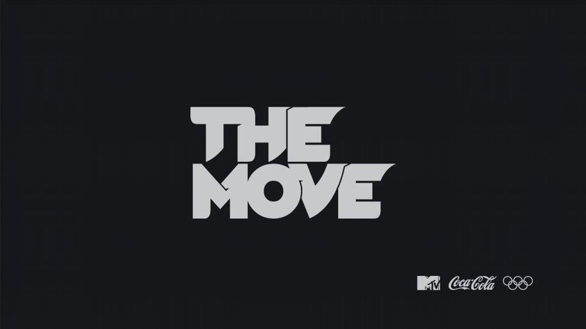 MTV The Move - Logotype Design