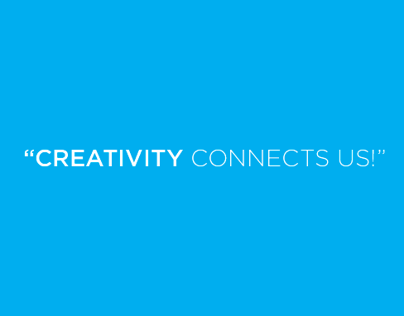Creativity Connects Us