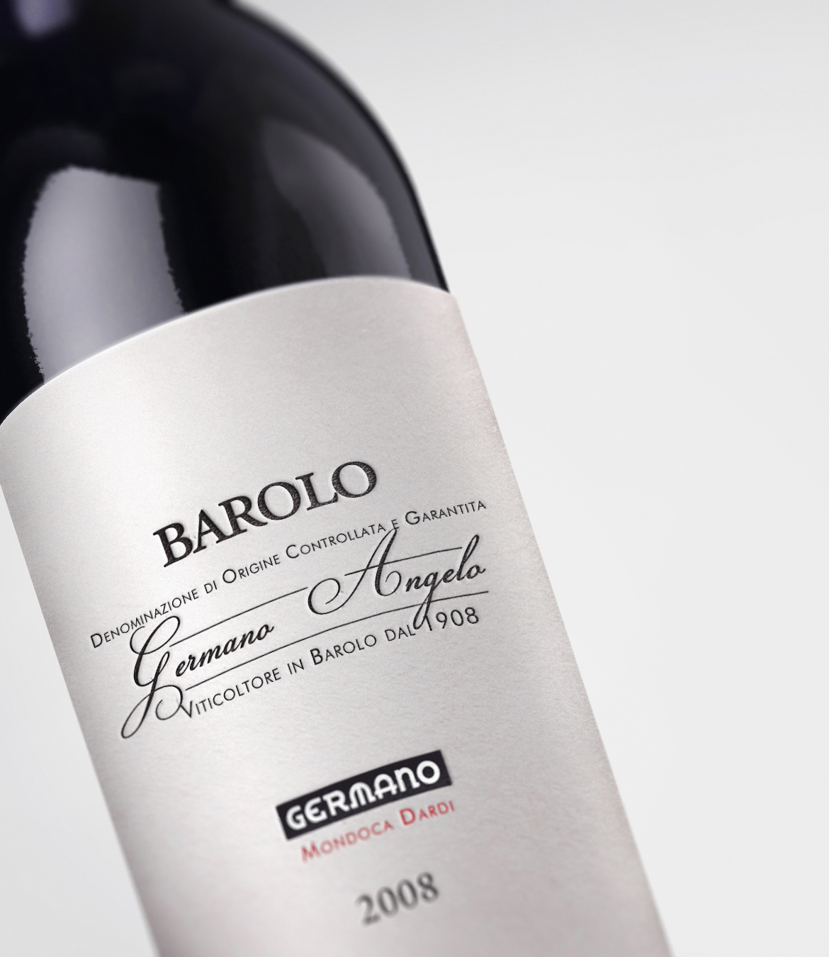 Germano Angelo Label Design