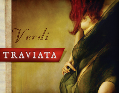Traviata: Poster & Program