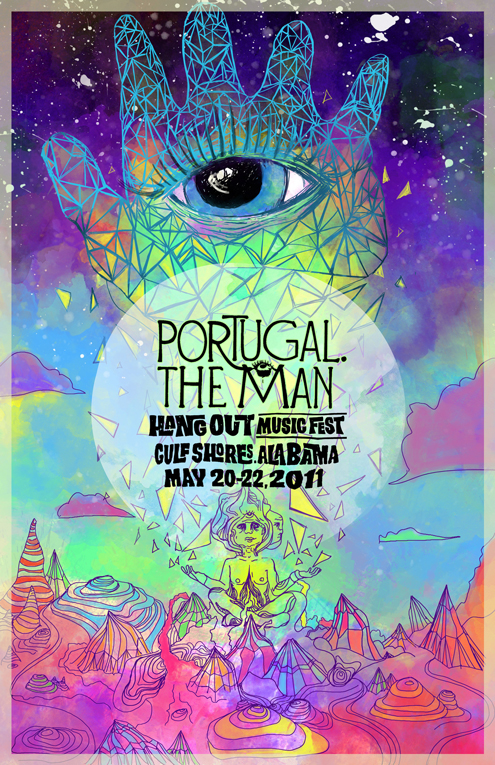 Portugal the Man Poster