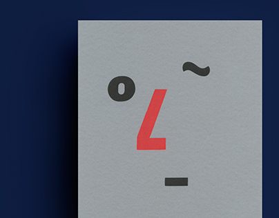 Olfaction : Letterpress