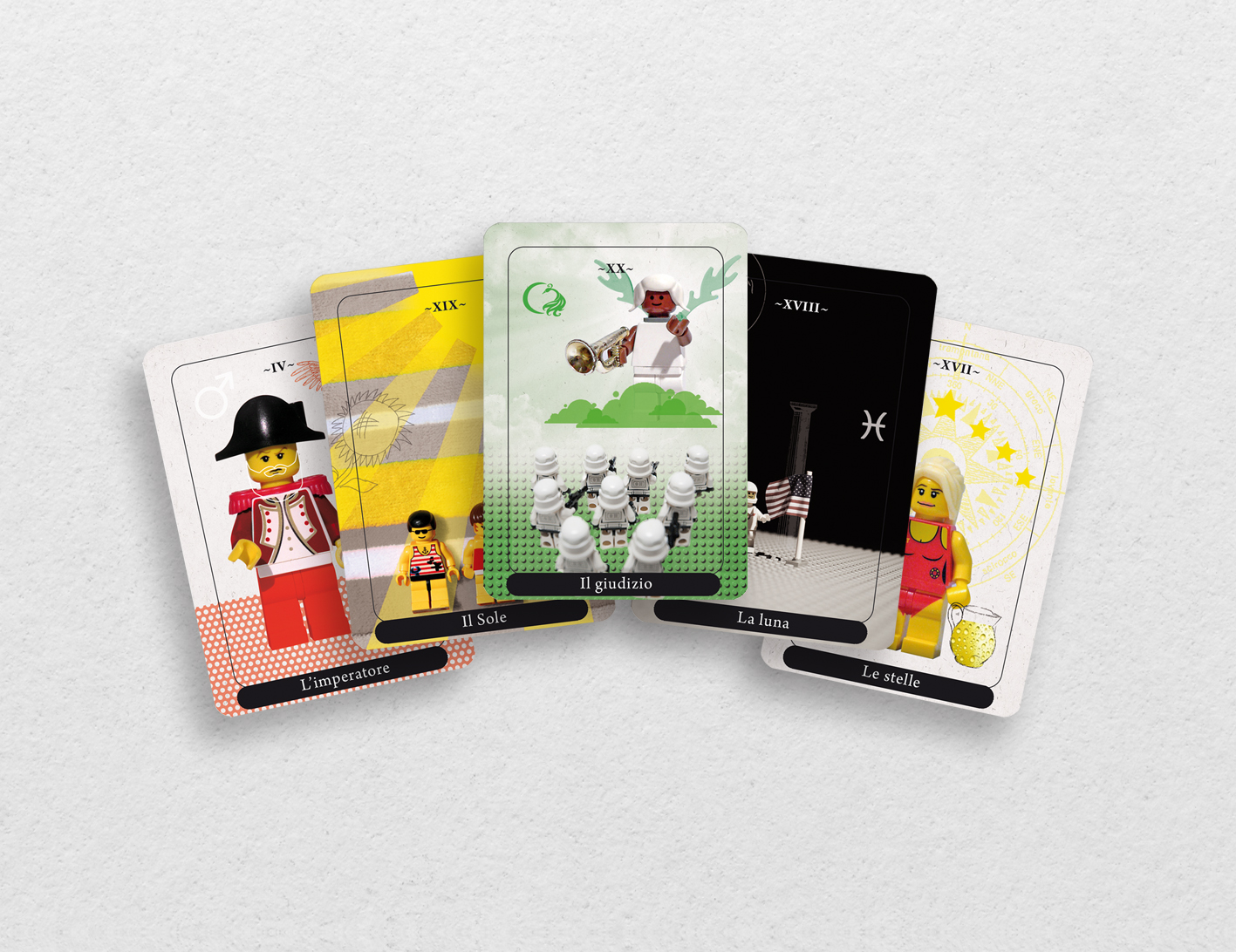 Tarot Lego (Major Arcana Edtn)