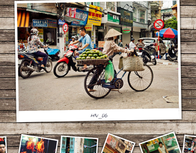 Assignment: Go Vietnam website