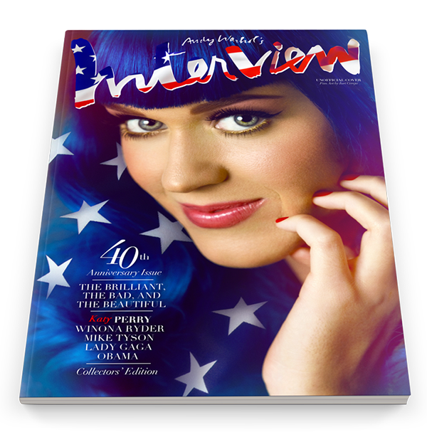Interview Magazine | Unofficial Cover | Katy Perry