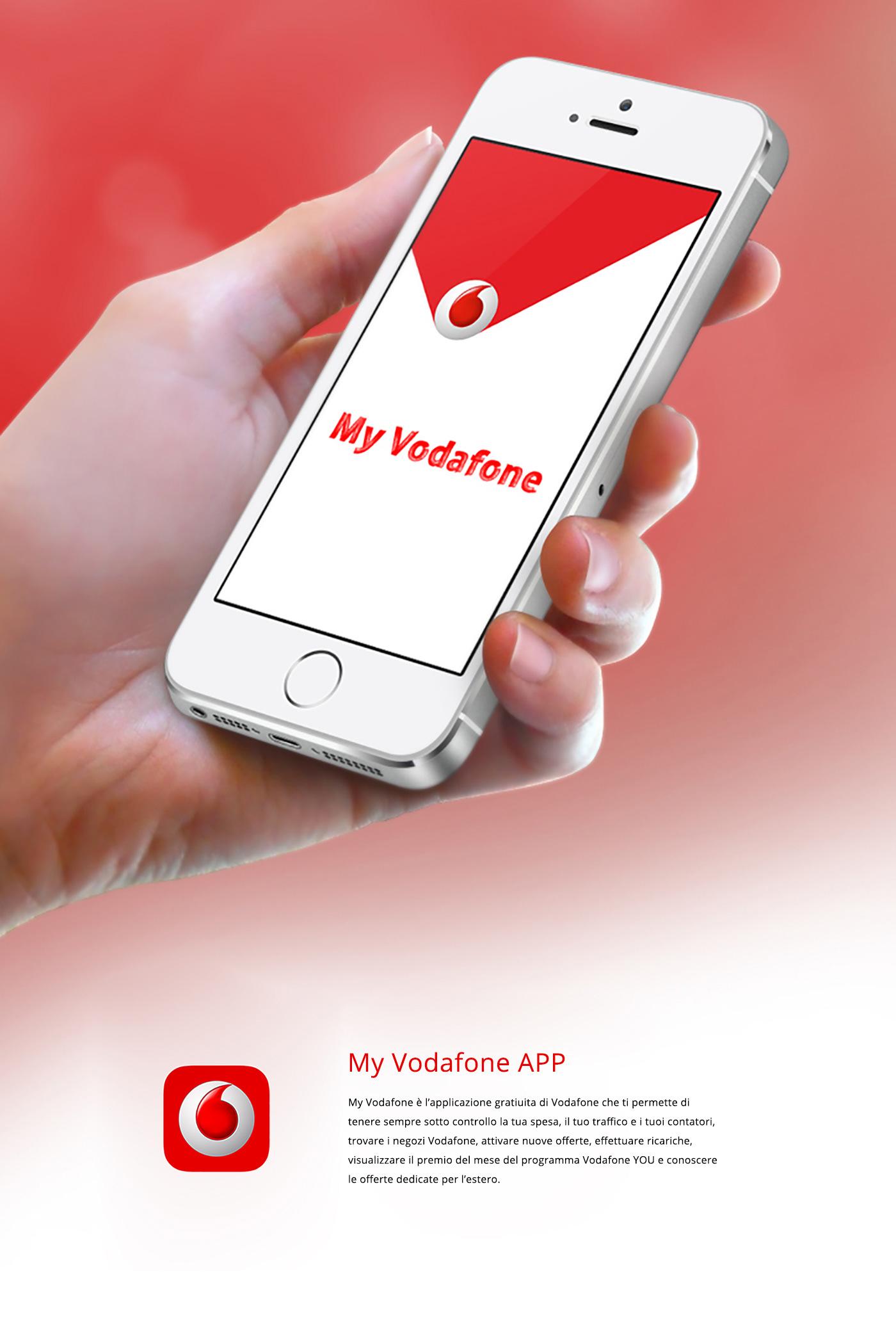 My Vodafone IT