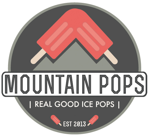 Mountain Pops - Marketing Materials