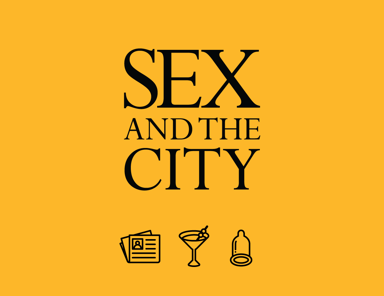 'SexAndTheCity' Icon Set
