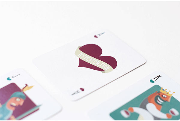 HYPERTENSION Playing Cards