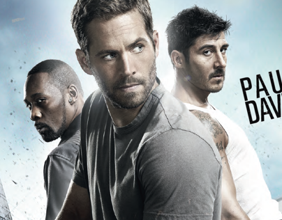 BRICK MANSIONS - Official Europe Poster