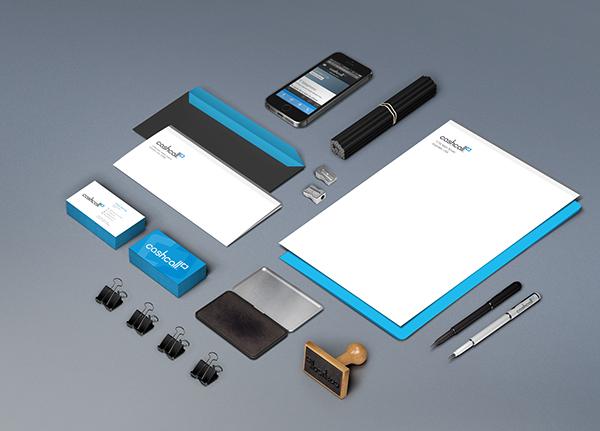 CashCall® Corporate Logo & Branding