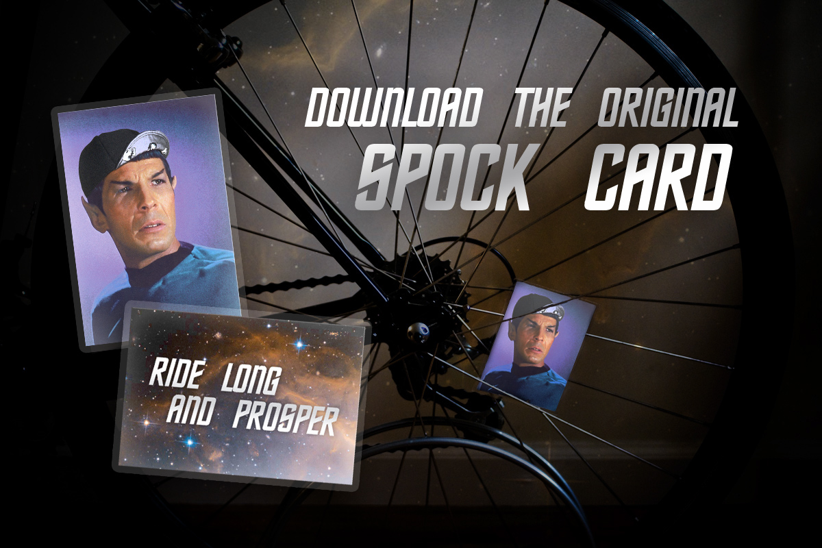 The Spock Card