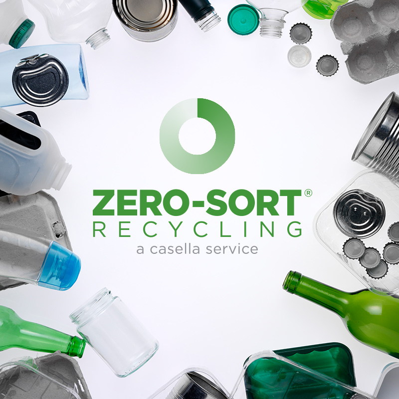 Zero-Sort Recycling Campaign