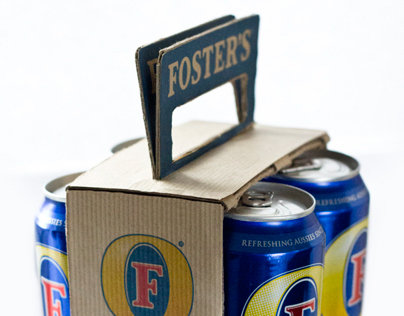 Redesign of beer packaging