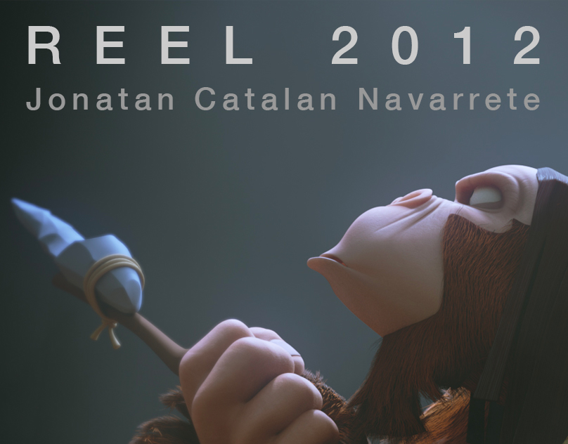 Lighting & Shading Reel 2012