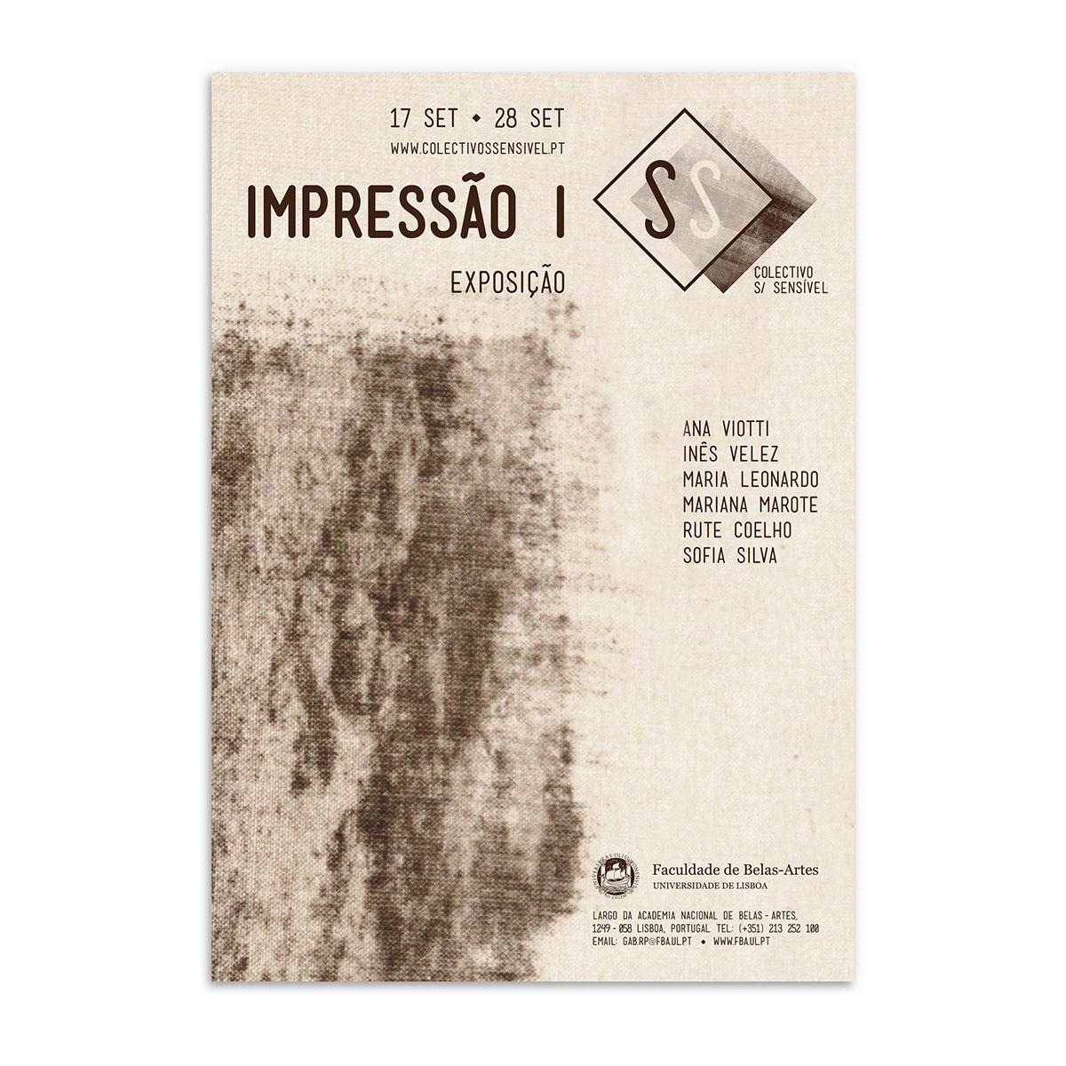 Impressão I by S/Sensível