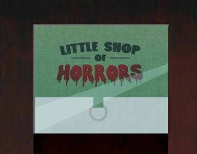 Opening Title Seqeunce Design for Little Shop of Horror