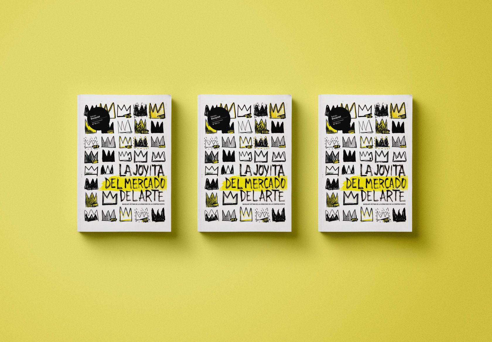 Jean Michel Basquiat Editorial
