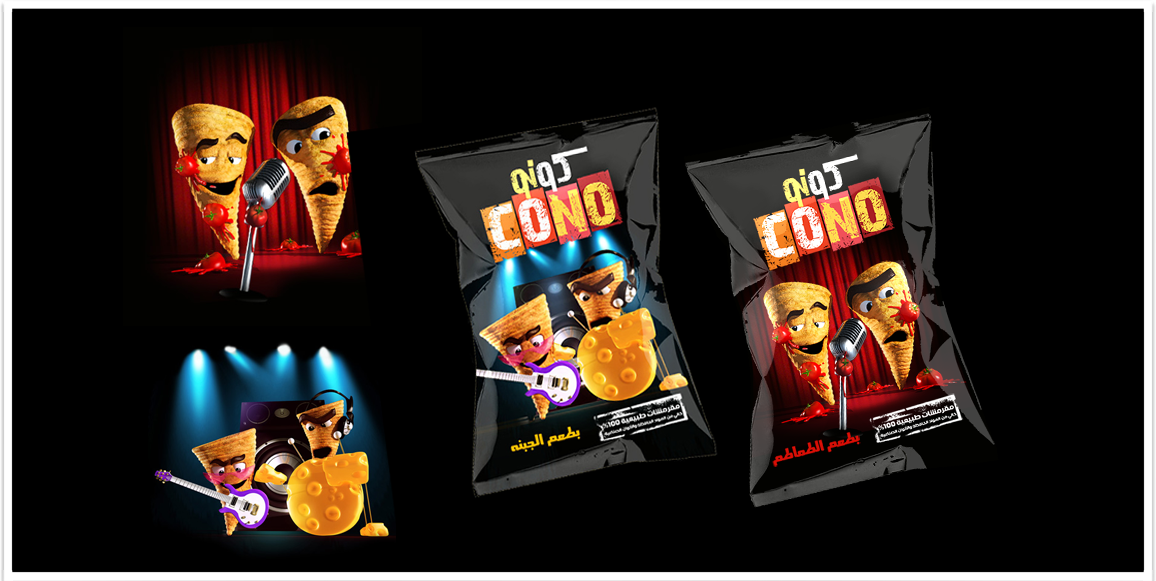 CONO Packaging