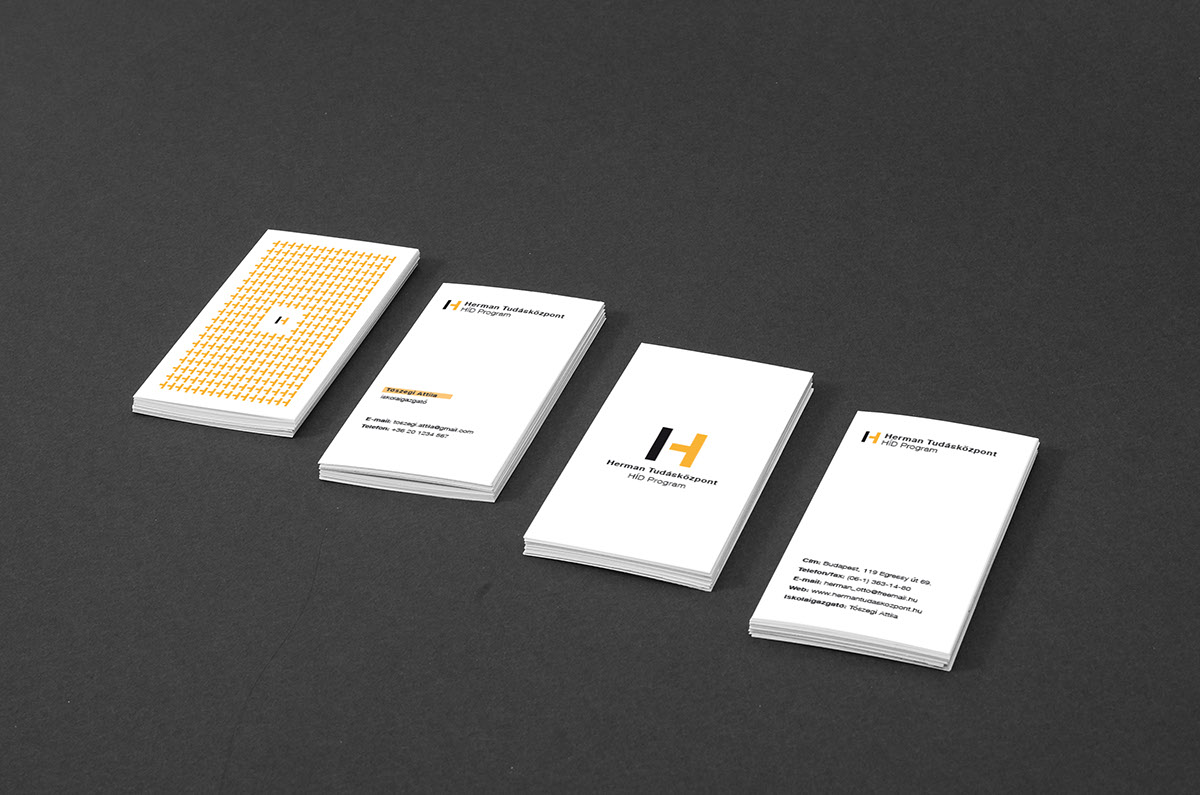 Herman Ottó Primary School / new identity