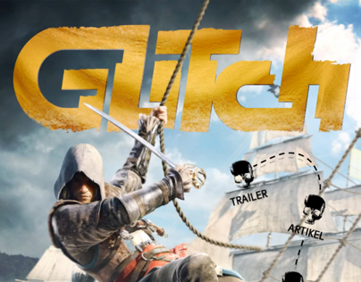Glitch Magazine: Assassin's Creed IV