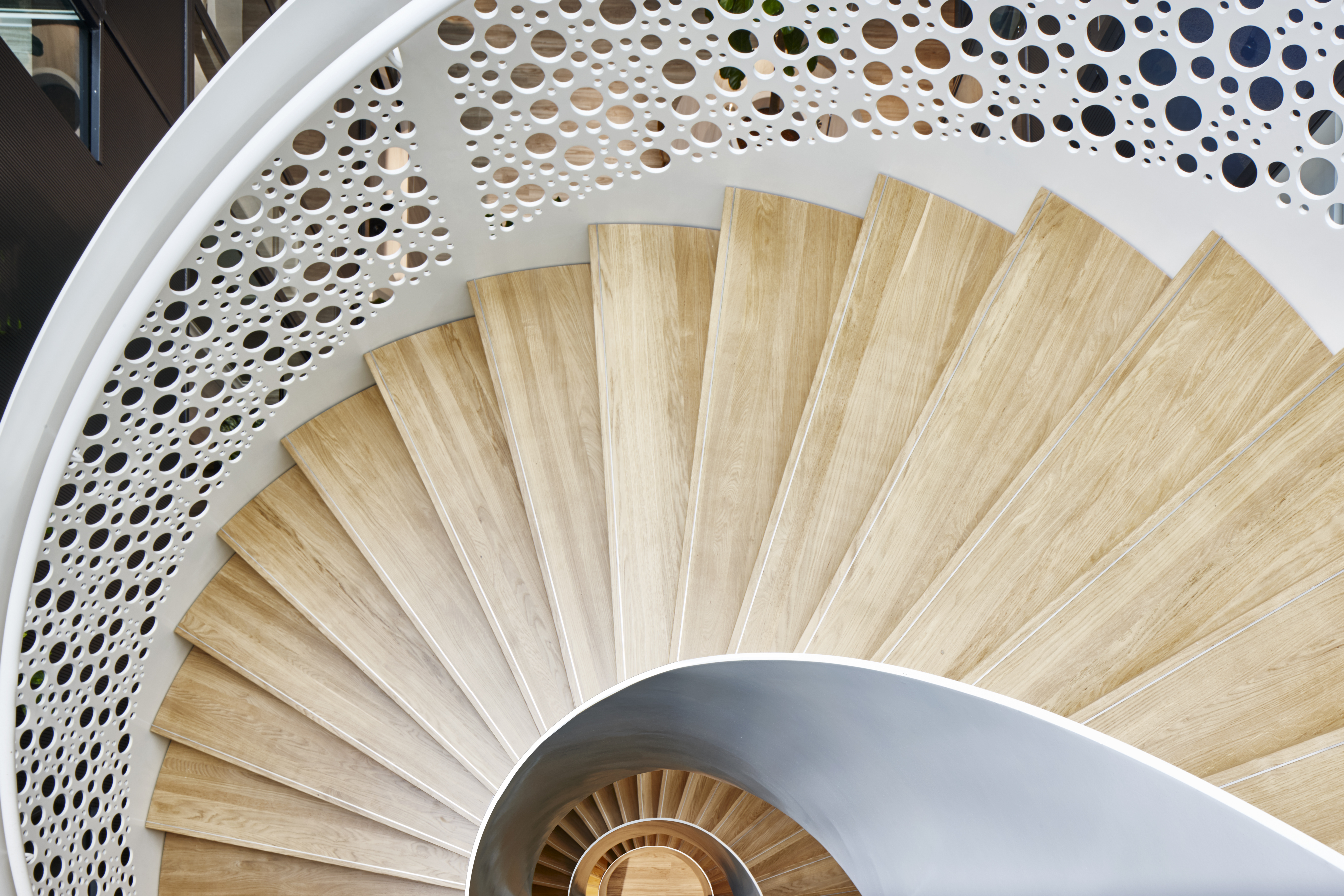 Stairs by M+R interior architecture