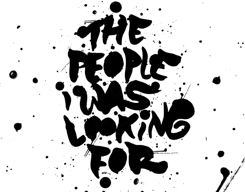 The People i Was Looking For