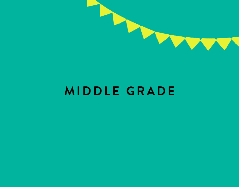 Middle Grade book covers