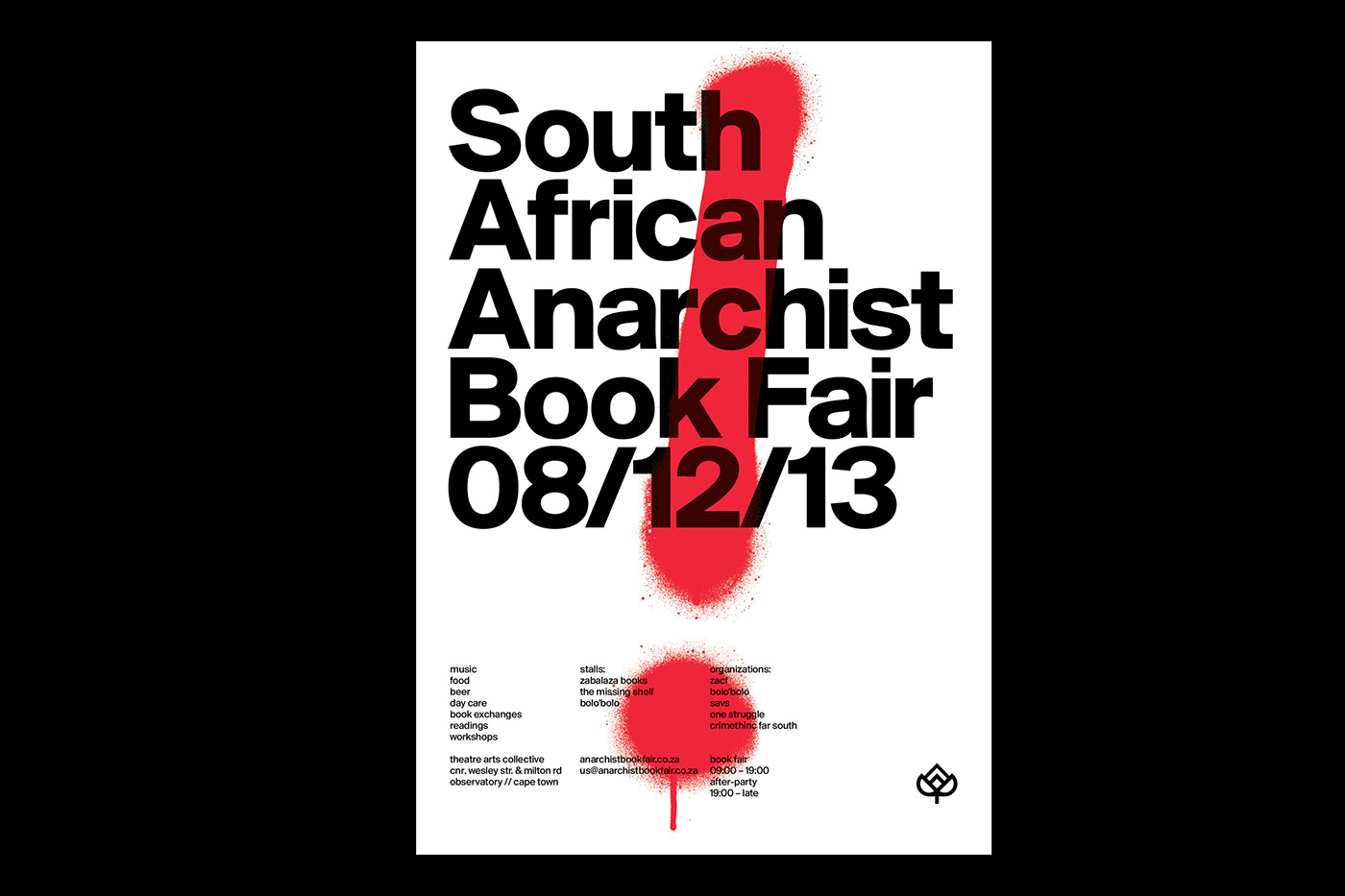 South African Anarchist Book Fair
